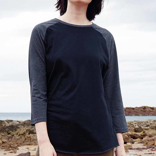 Tee shirt coton biologique femme - Barraca Duro Beach