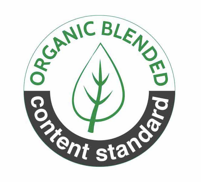 logo OCS Blend, certification bio