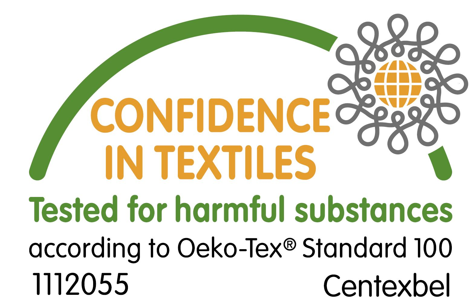 Logo de certification Oeko Tex®